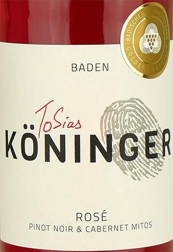 Weingut Tobias Köninger Rosé