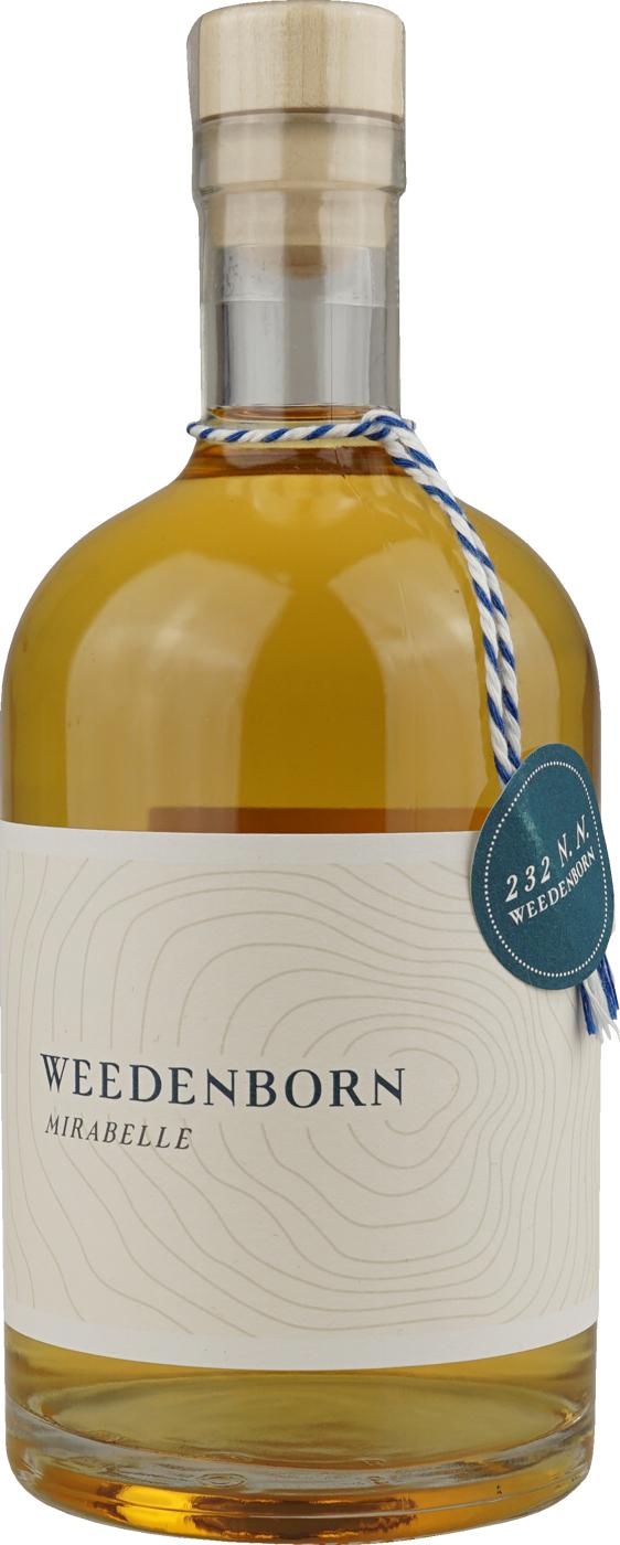 Weingut Weedenborn Mirabelle