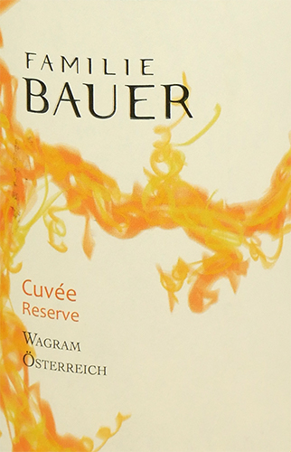 Familie Bauer Cuveé Reserve 2017